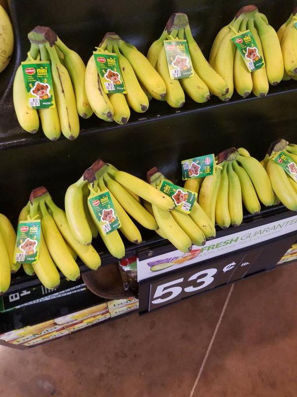 Tiny Bananas by SCP-096-2