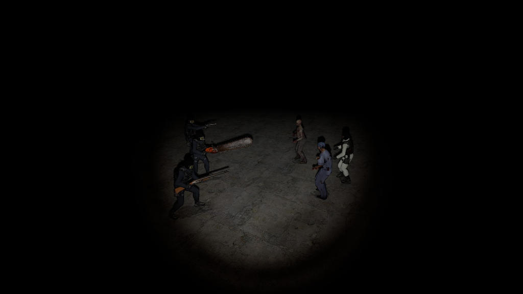 SCP-049-2 Outbreak by SCP-096-2