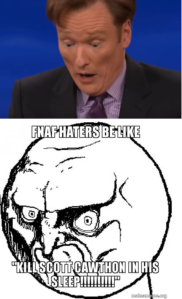 Conan Woah Meme by SCP-096-2