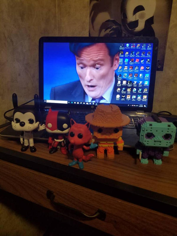 Funko Pops Collection 2/? by SCP-096-2