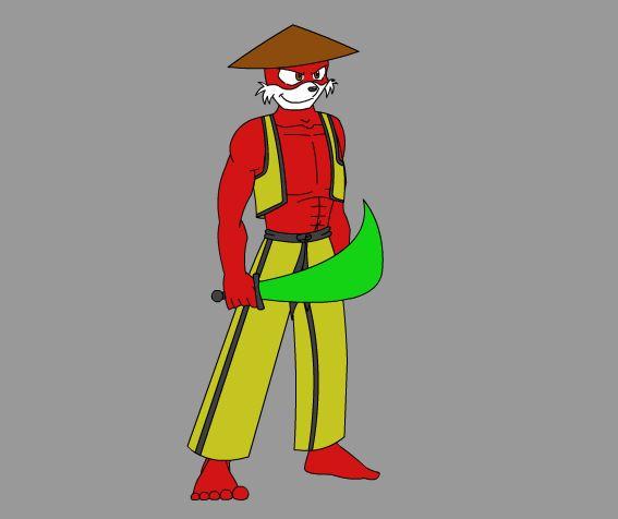 Master Bo-Jang by SCP-096-2