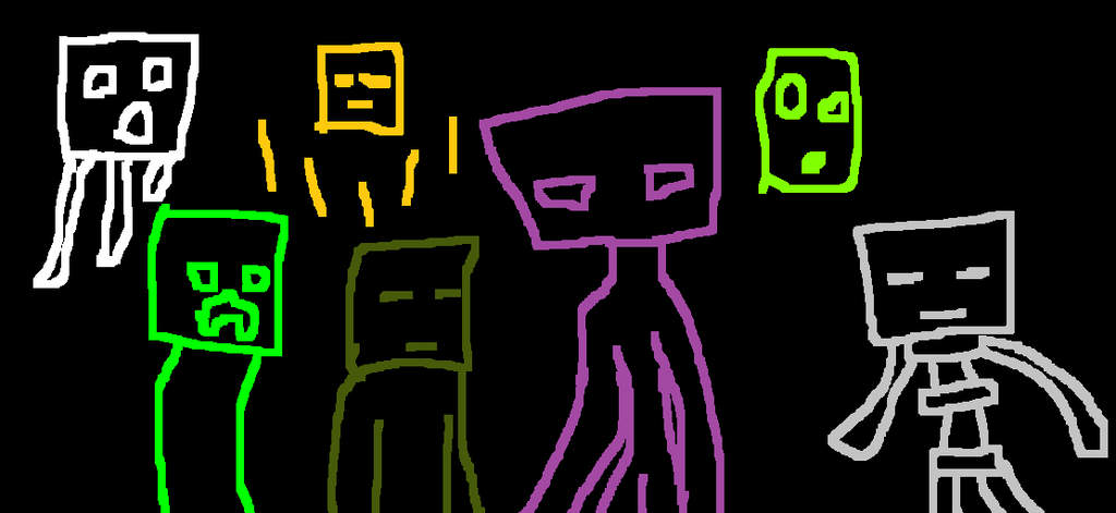 Mobs by SCP-096-2