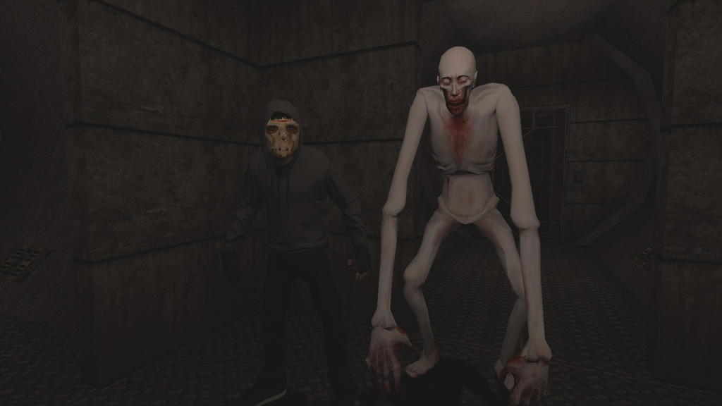GMOD SCP-096-2 and SCP-096 by SCP-096-2 on DeviantArt