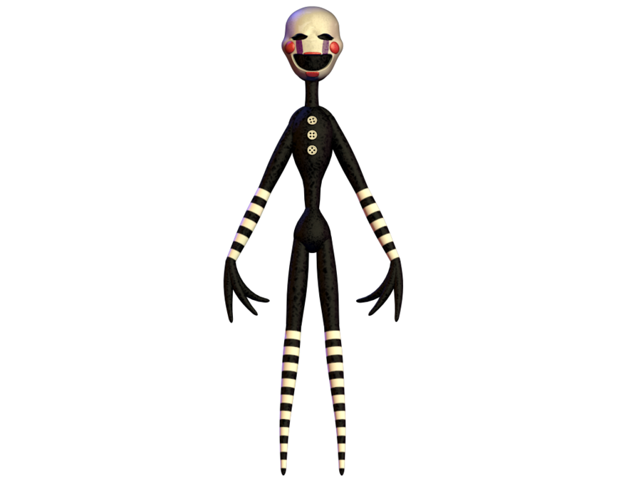 Puppet by SCP-096-2
