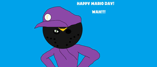 Happy Mar10 Day by SCP-096-2