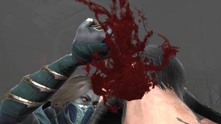 MK11 Jade Fatal Blow by SCP-096-2