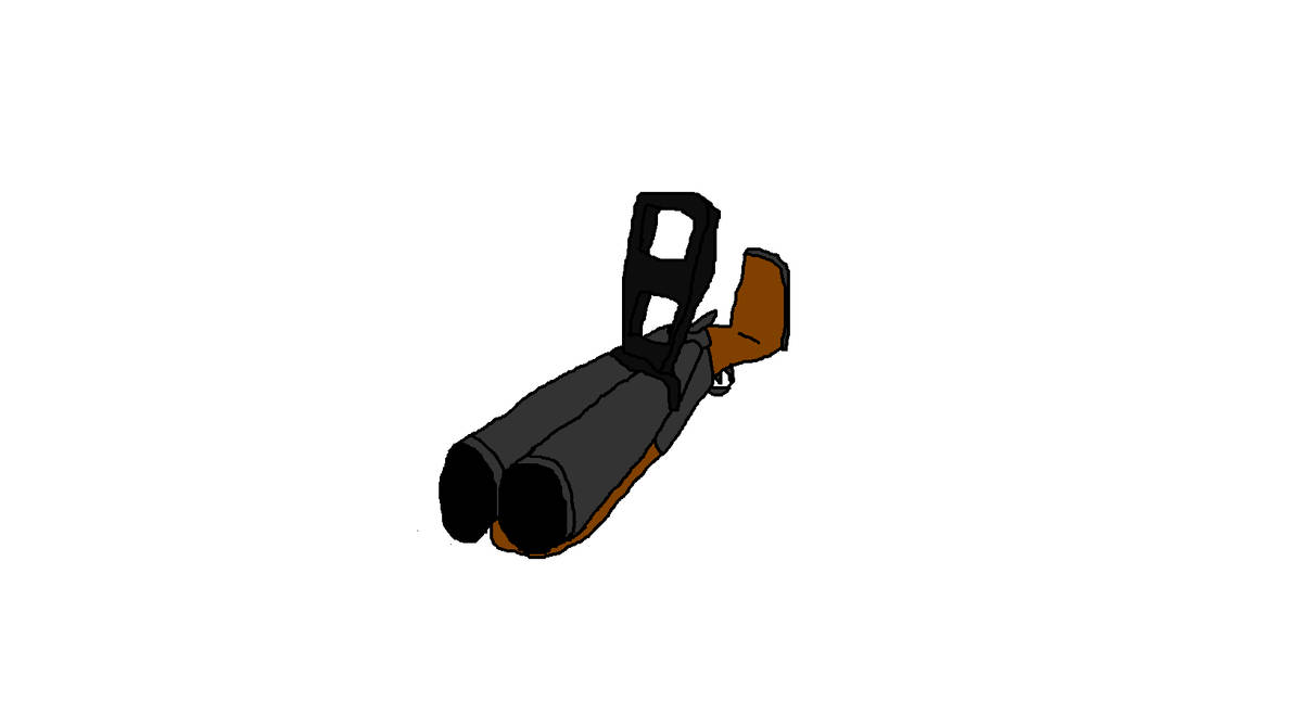 Double Barrel M79 A.K.A. BoomThump by SCP-096-2