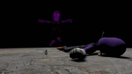 Origin of that mysterious Waluigi Smash Amiibo
