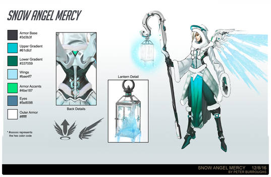 Snow Angel Mercy