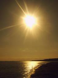 Sunwheel in the sky