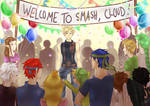 Welcome to Smash, Cloud! [ReUpload]