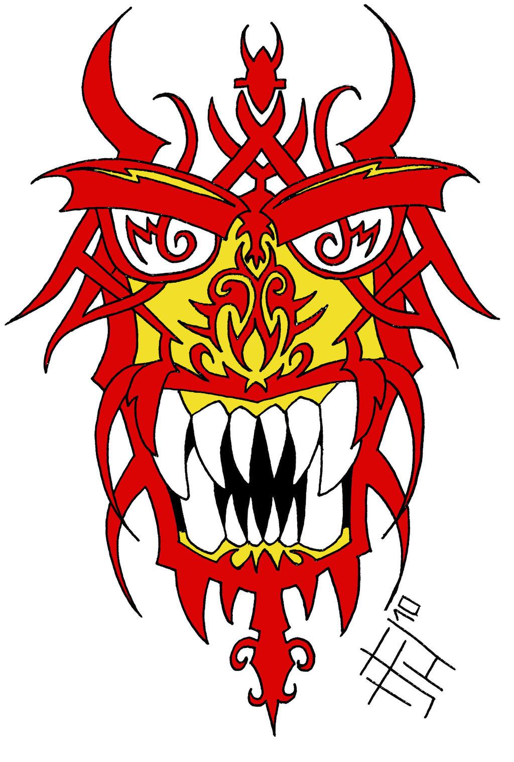 Dragon Tattoo Design by