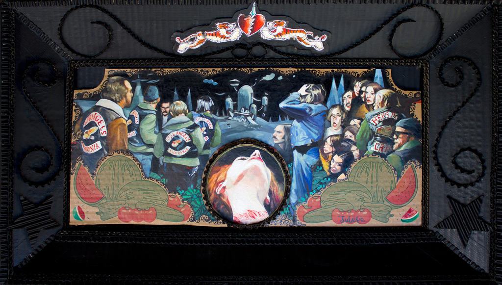 In Watermenlon Sugar by julepe