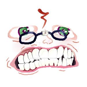 HAIRY PUTTER (joke art) by ADoodlingpotato