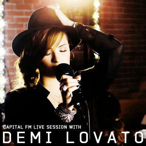 Capital FM Live Sessions With Demi Lovato [DL] by