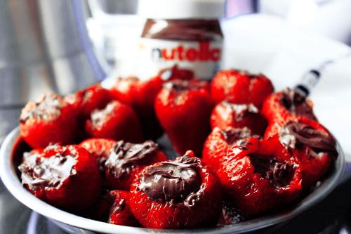 Loves nutella by Forever-editt