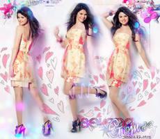 Selena gomez Blend by Forever-editt