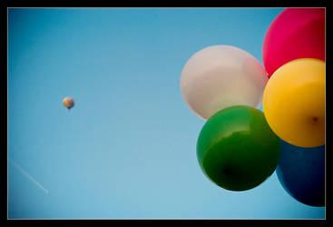 Balloons by sekundek