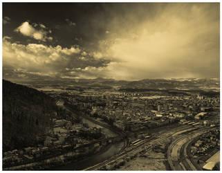 my hometown by sekundek