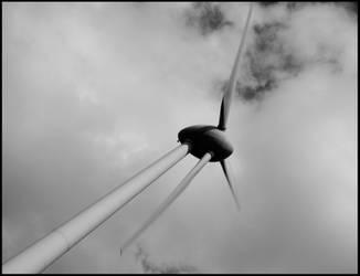 Windmill by sekundek