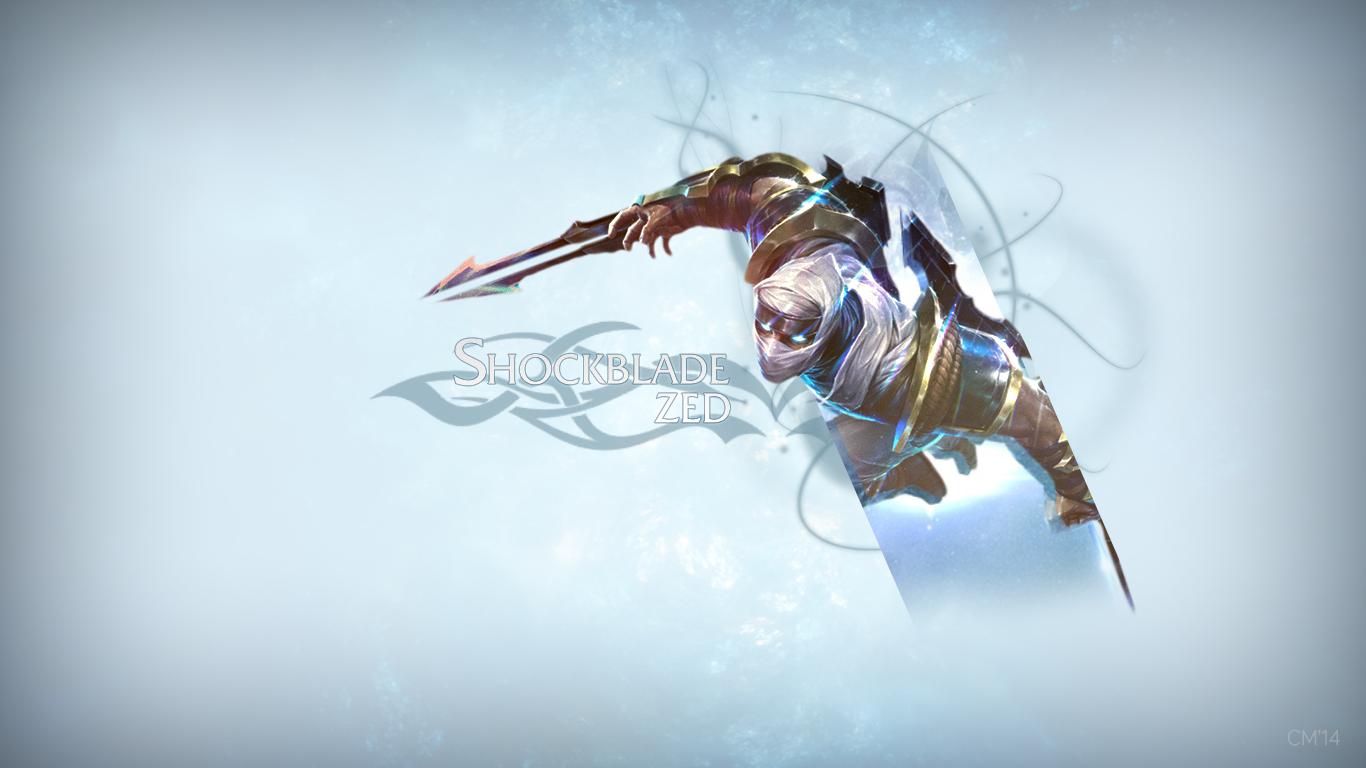 Shockblade Zed by cmbrushking on DeviantArt