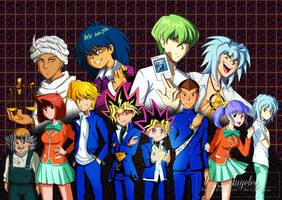 Yu-Gi-Oh Season 0 by ArtsyAngelee