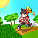 Gotta Catch Em All! [Pokemon Adventures / Special] by ArtsyAngelee