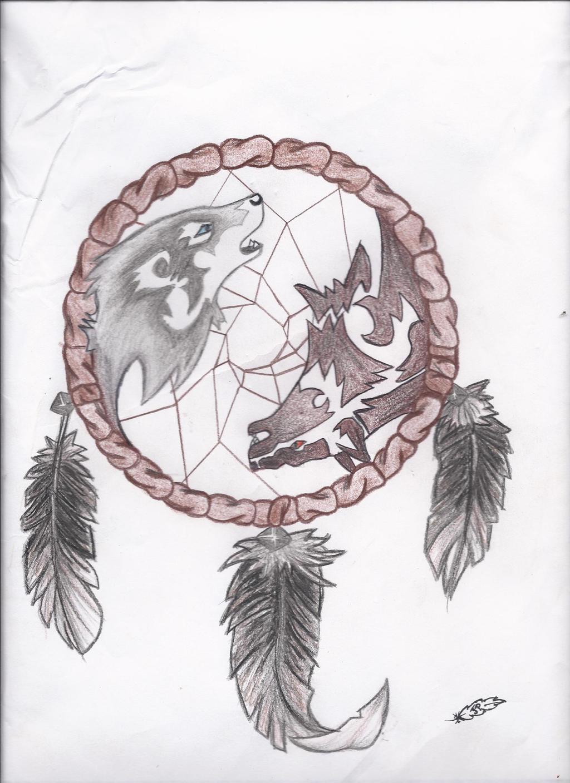 Wolves Yin And Yang Tattoo By 8YouAreMySunShine8 On DeviantArt