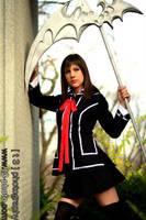 Artemis Scythe by natsuocosplay