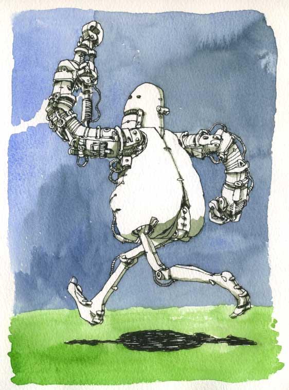 Cricket Droids 1 by MattiasA