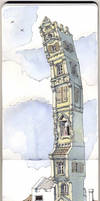 Prototyping the Skyscraper by MattiasA