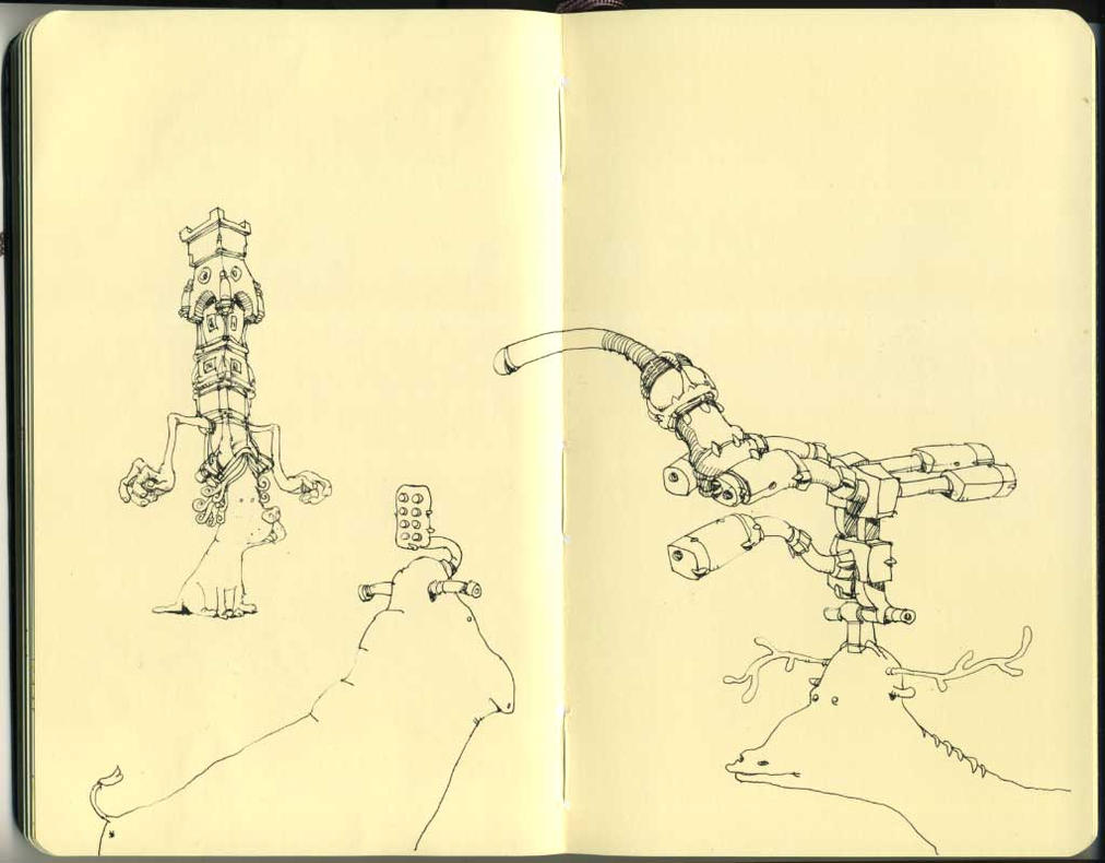 Futurism by MattiasA