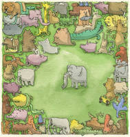 the Zoo by MattiasA