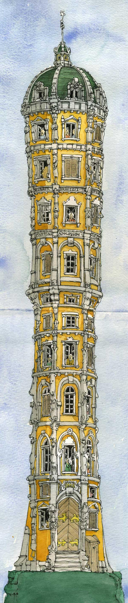 Tallorder by MattiasA