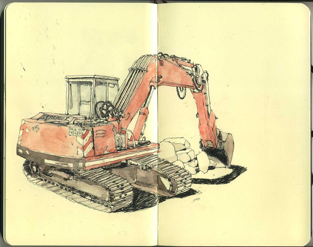 Digging in Kavala by MattiasA