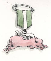 The flying pig by MattiasA