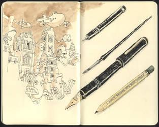 Tools of the trade by MattiasA
