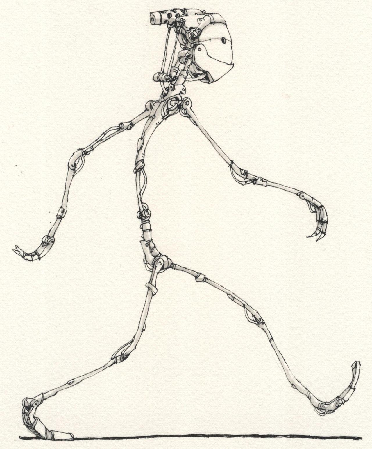 Thin Robot