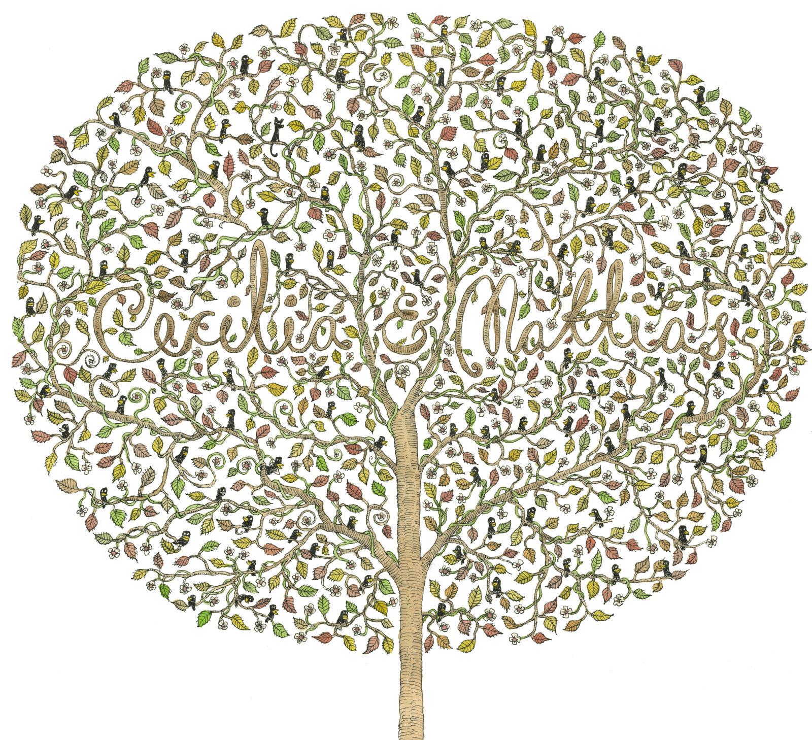 Poster tree by MattiasA