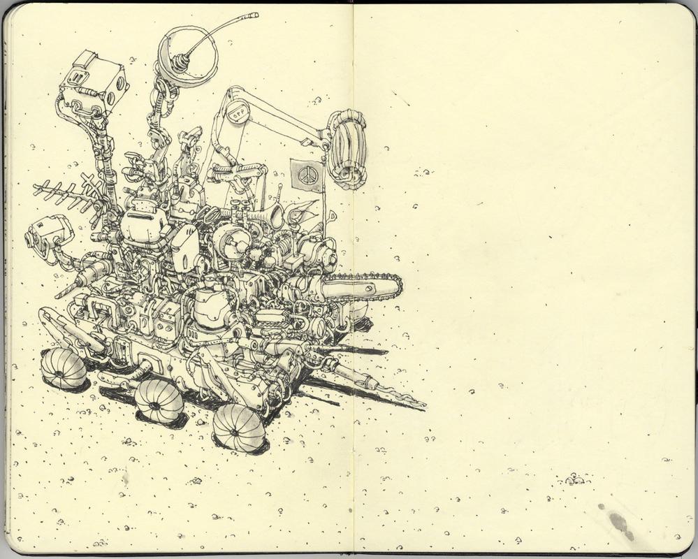 draw mars rover curiosity - photo #41