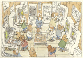 Where dogs go to play by MattiasA