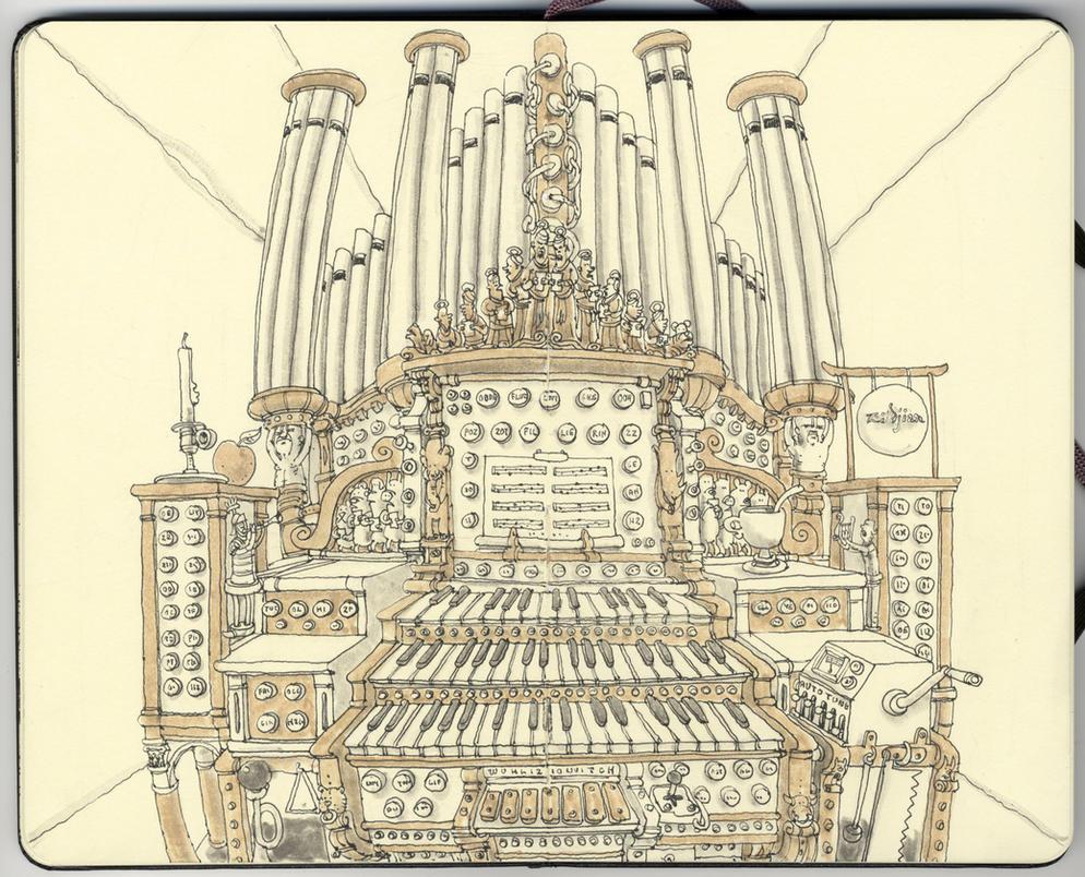 Organ by MattiasA