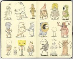 Full of character by MattiasA