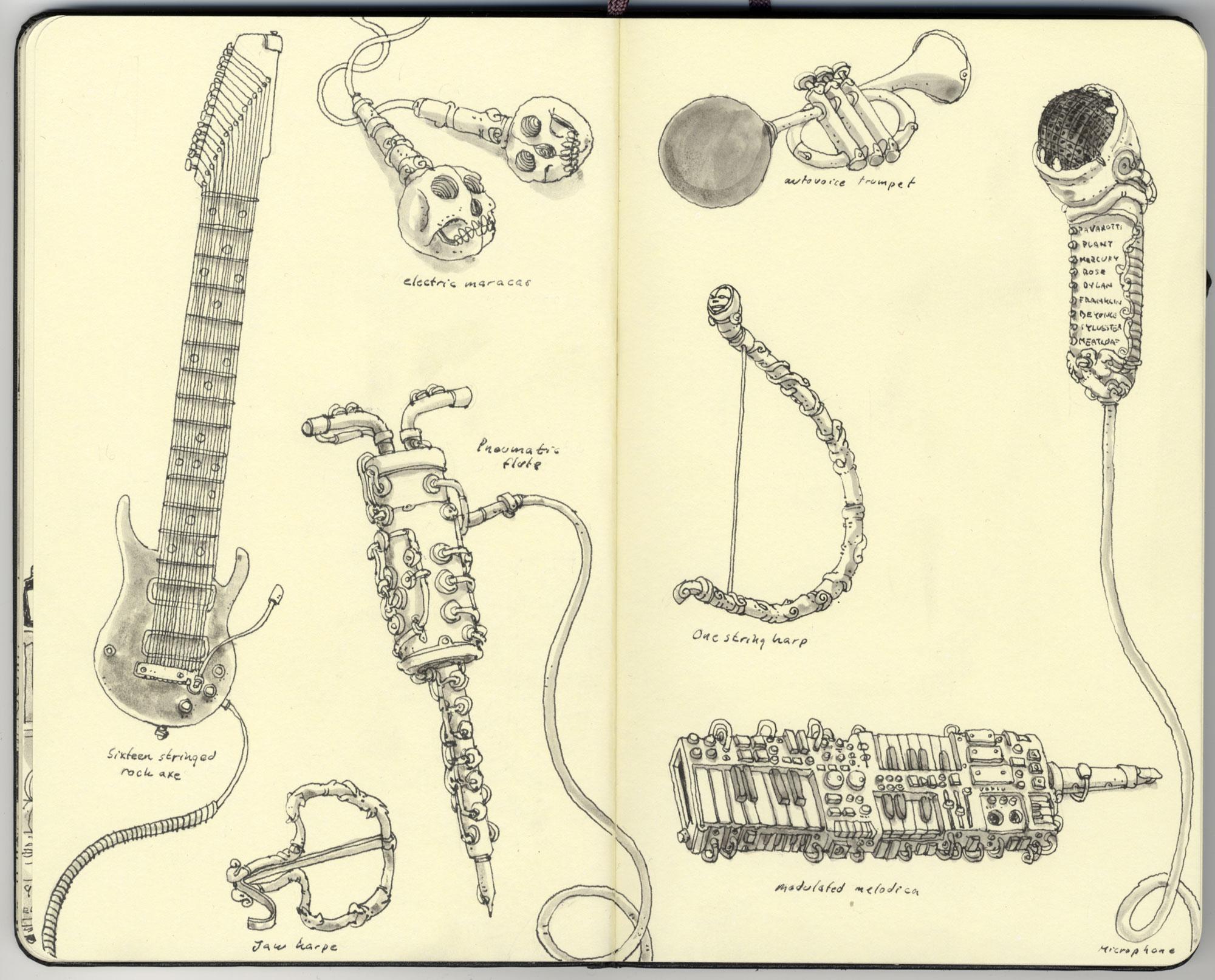 Music to my ears by MattiasA