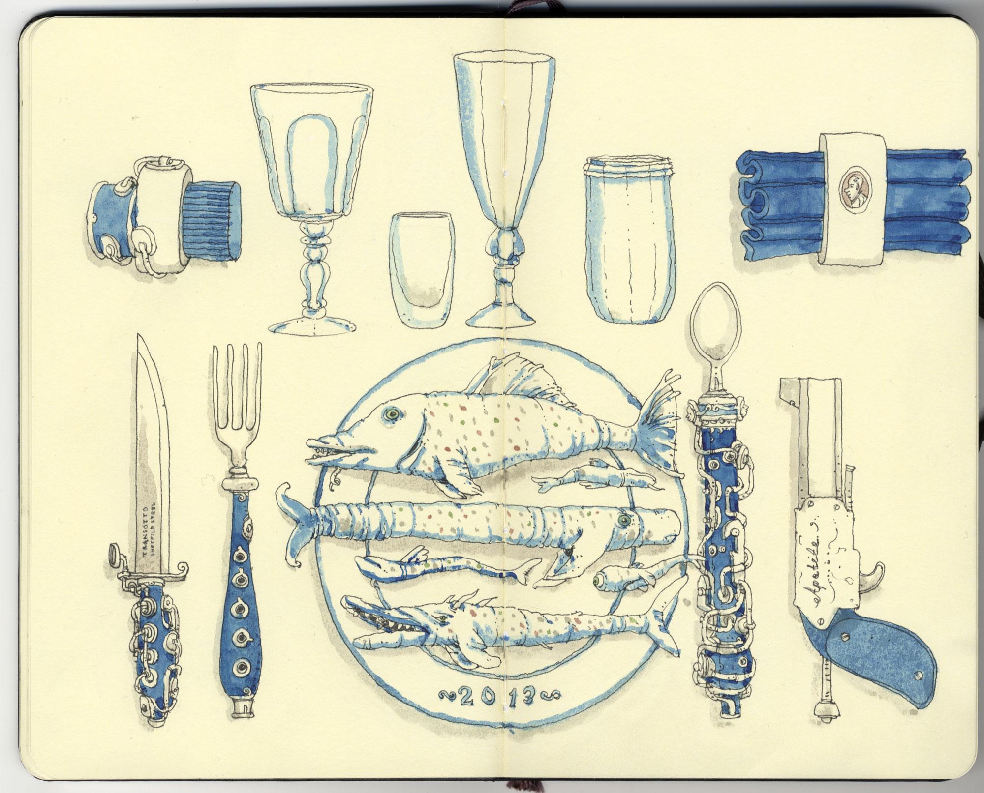 Banquette by MattiasA