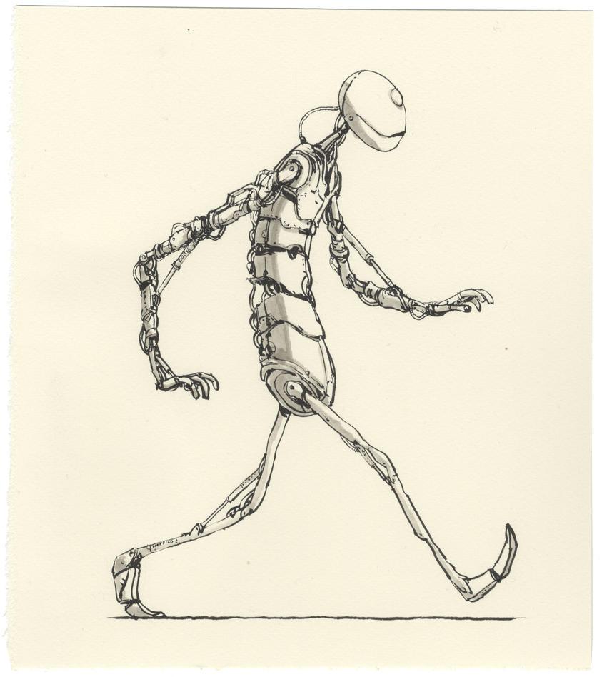 Pedestrian by MattiasA