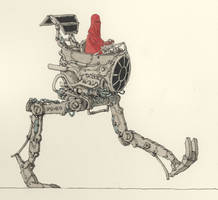 High imperial transportation, sport vehicle by MattiasA