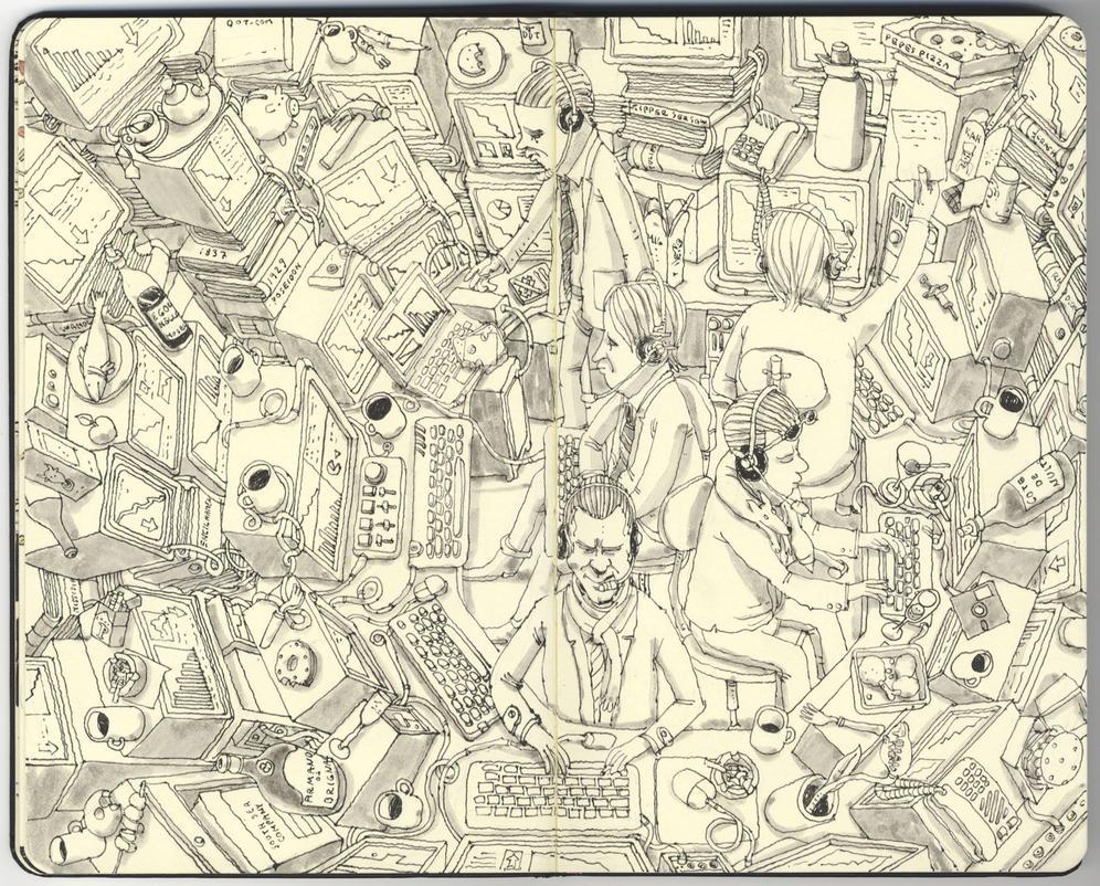 Ecosystem by MattiasA