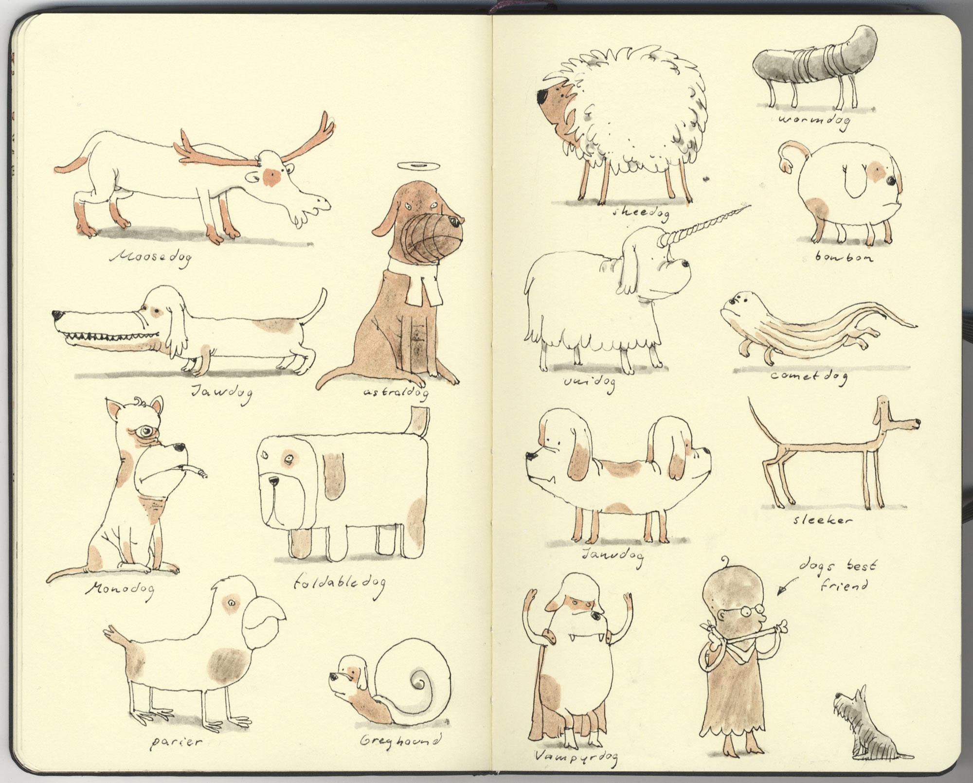 I wanna be your dog by MattiasA