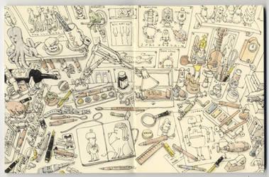 Selected for American Illustration 33 by MattiasA